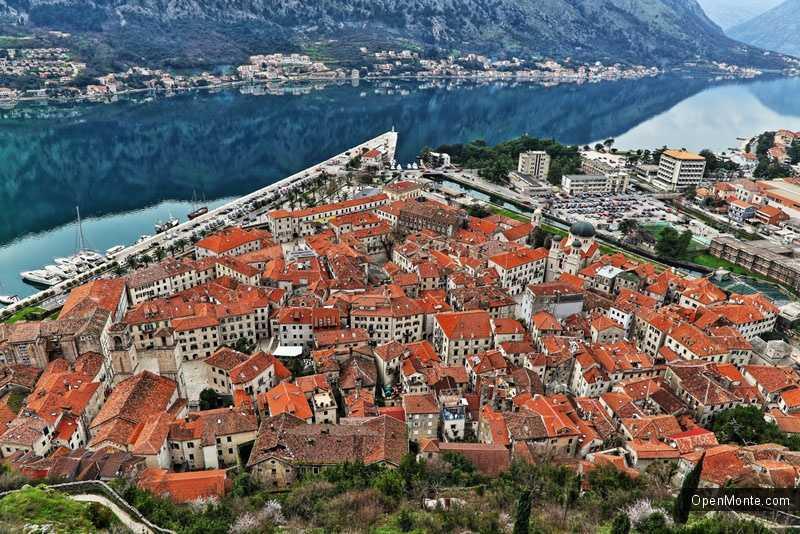 Новости Черногории: Длительность пребывания туристов в Которе и крепости Старого города растет
