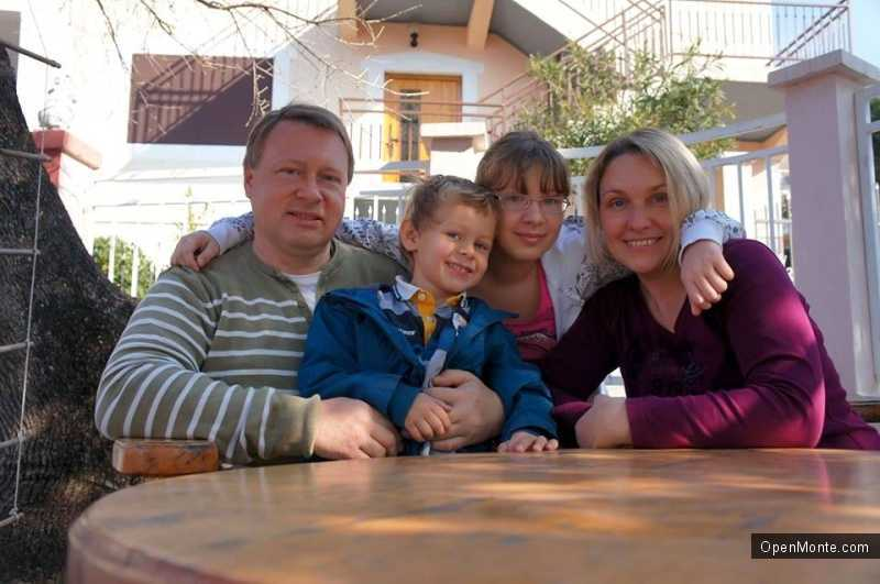 Люди Черногории: Татьяна Аргал: «В Черногории у нас появилось больше времени, чтобы отдыхать»