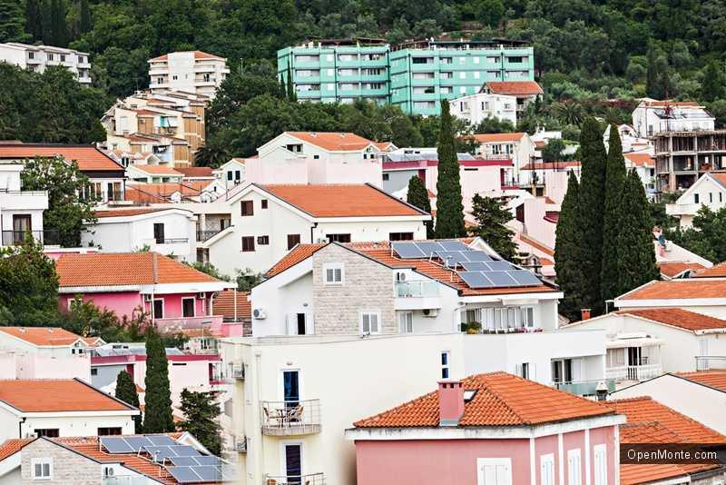 Новости Черногории: О Черногории: Цены на нeдвижимость в Черногории продолжают падать