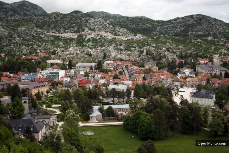 Новости Черногории: В Цетинье появилась новая туристическая разметка
