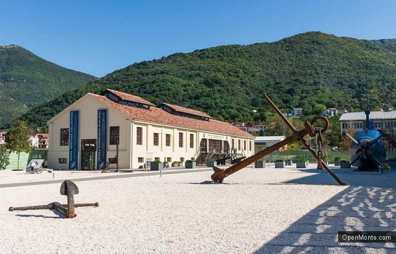 Новости Черногории: Морской музей Черногории в этом году порадует выставками и международными проектами