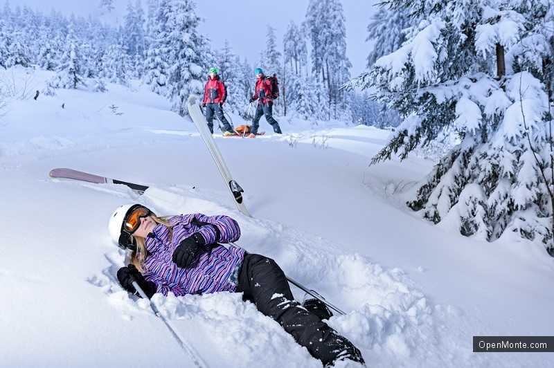 Новости Черногории: Из-за пропавшего горнолыжного сезона компаниям в Черногории разрешили отложить уплату налогов