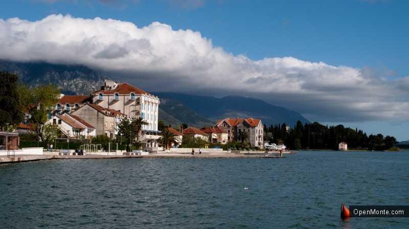 Отдых в Черногории: Тиват — город счастливой судьбы