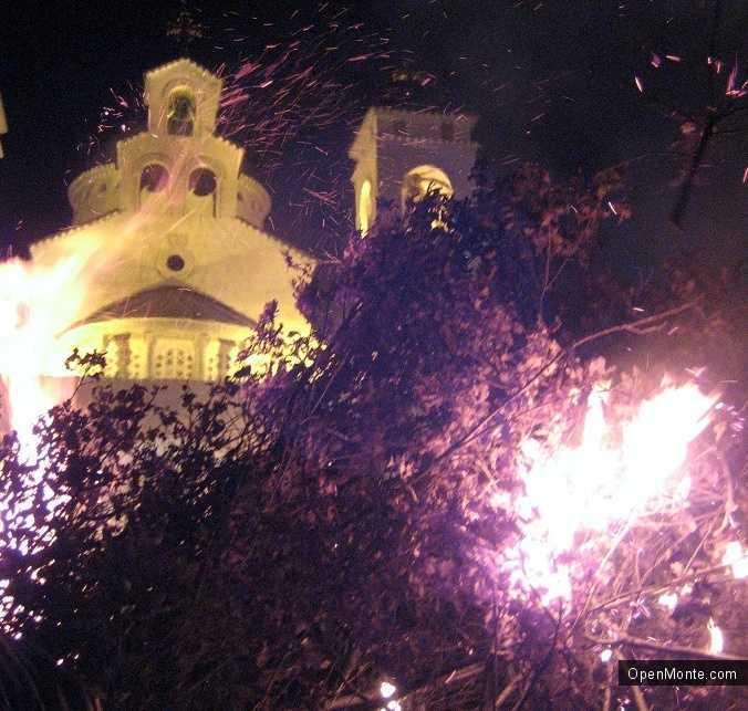 Их нравы: Зимние праздники в Черногории