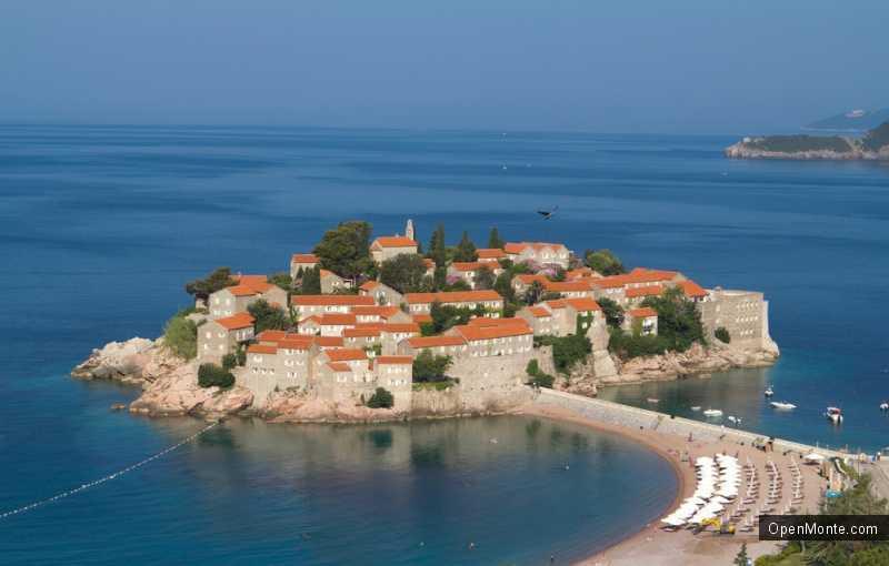 Новости Черногории: На остров Св.Стефана потрачено 52 миллиона евро