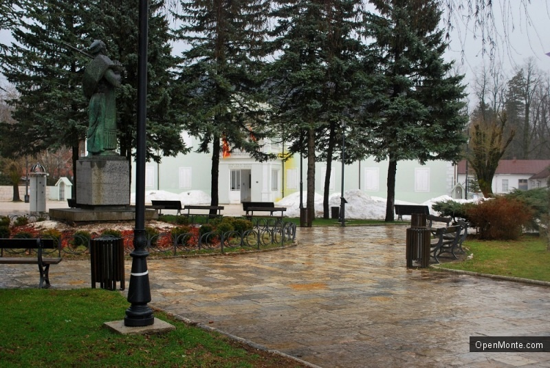 Новости Черногории: Жители Цетинье будут самостоятельно чистить город от снега