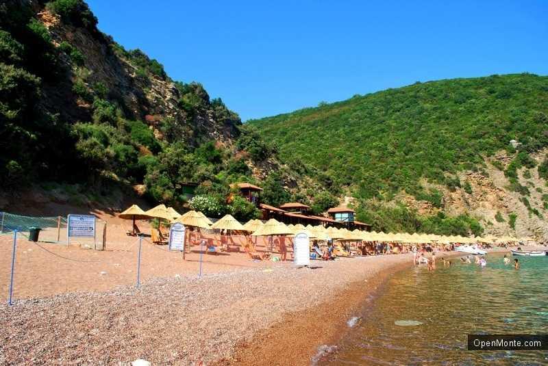 Новости Черногории: На Пляже Королевы в Черногории построят эксклюзивный комплекс