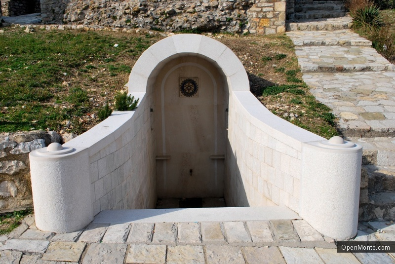 О Черногории: Старый город Ульцина