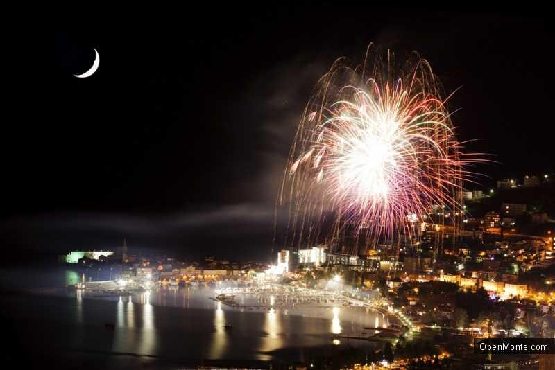 Новости Черногории: Новый год в Будве: подготовка идет полным ходом
