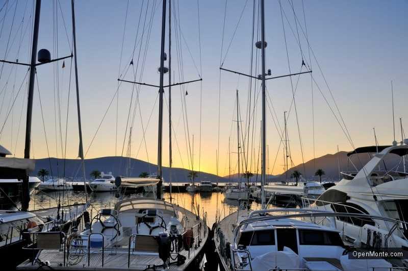 Новости Черногории: В Черногории планируют создать фирму по обслуживанию супер-яхт