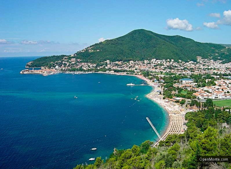 Новости Черногории: Итоги лета: доход от пляжей Черногории составил 6 миллионов евро
