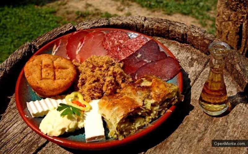Их нравы: Особенности питания черногорцев