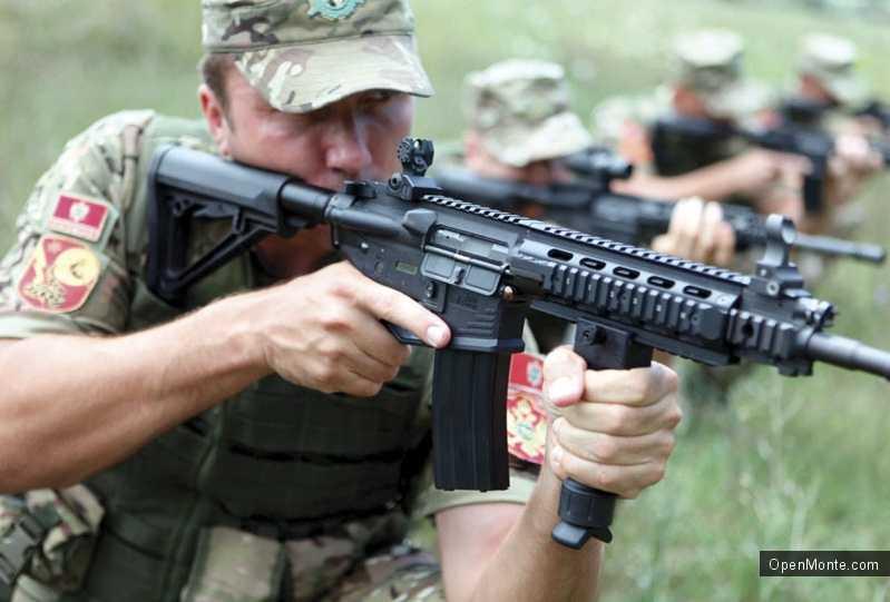 Новости Черногории: Реформы в армии Черногории — часть пути в Евросоюз