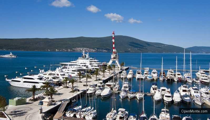 Новости Черногории: Закон о яхтах в Черногории планируют изменить