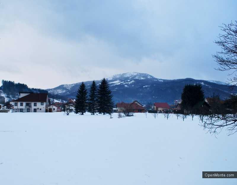 О Черногории: Черногория в декабре