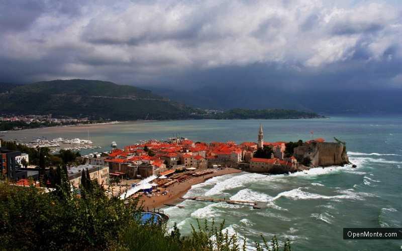 Отдых в Черногории: Черногория зимой