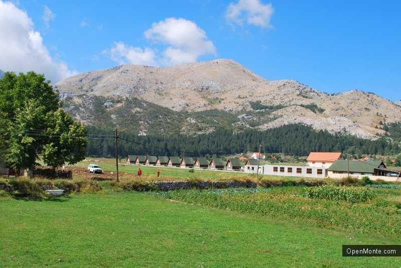 Отдых в Черногории: Природа Черногории