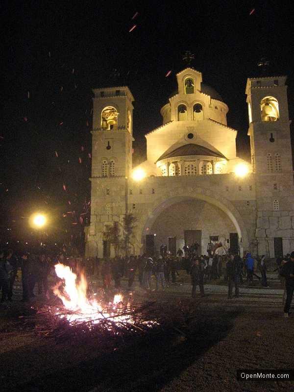 О Черногории: Рождество в Черногории