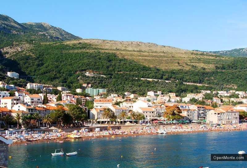 Новости Черногории: Итоги турсезона в Черногории: россияне на первом месте