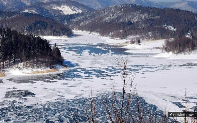 Отдых в Черногории: Горнолыжные курорты Черногории