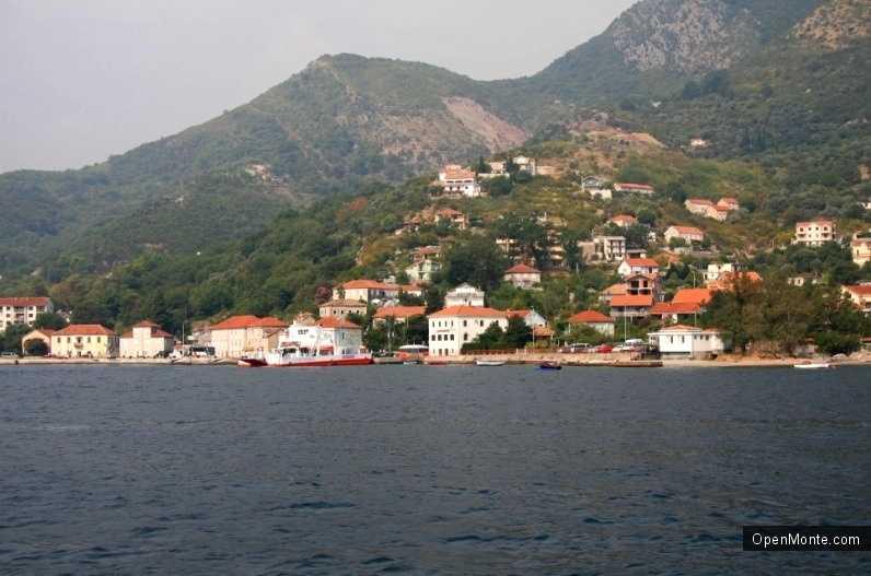 Отдых в Черногории: Поселок Биела в Черногории