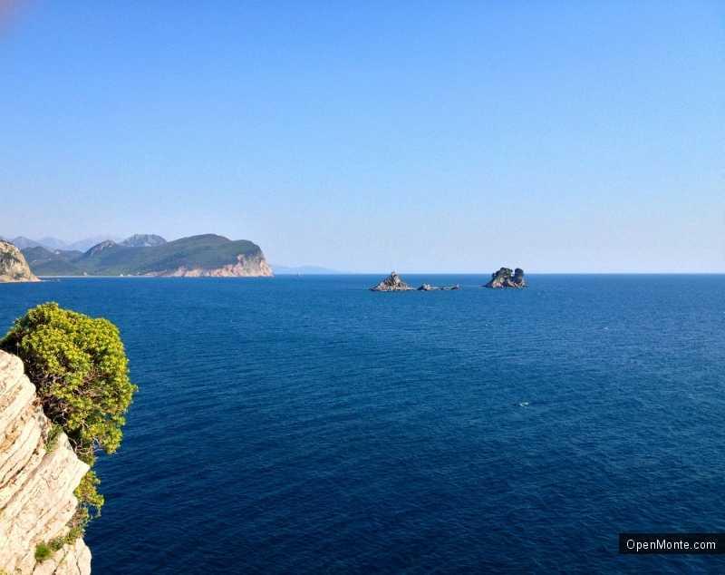 Отдых в Черногории: Отдых в Петроваце
