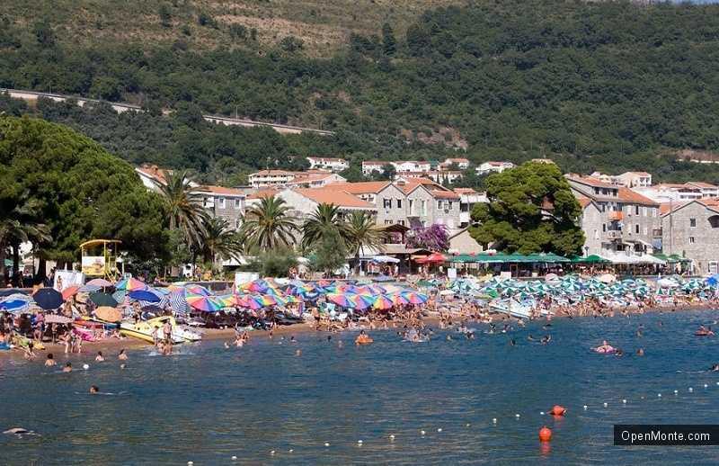 Новости Черногории: Россия лидирует по числу отдыхающих в Черногории