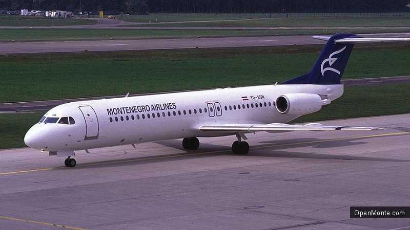 Новости Черногории: Итоги первого полугодия для Montenegro Airlines и ЖД Черногории