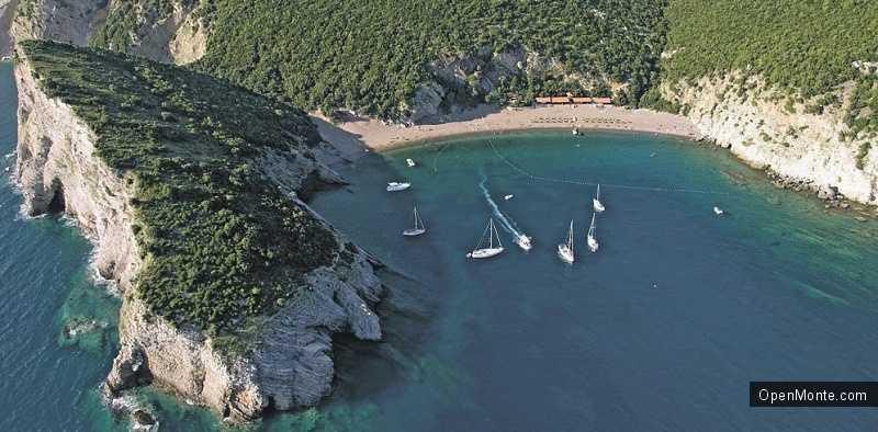 Новости Черногории: Пляж Королевы в Черногории выкупает компания из ОАЭ