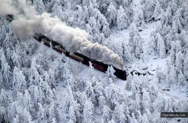 Отдых в Черногории: поезд Москва-Бар)