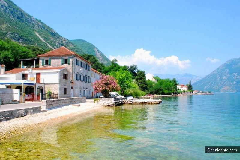 Отдых в Черногории: Прчань в Черногории