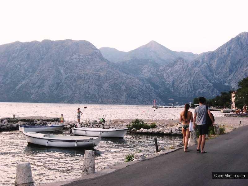 Новости Черногории: Курорты Черногории постепенно пустеют