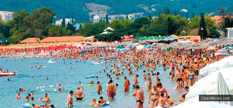 Новости Черногории: Будва, Ульцинь и Котор: туристический сезон нестабилен