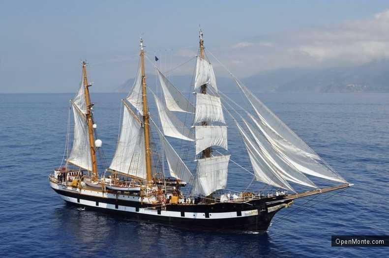 Новости Черногории: В порту Котора можно будет осмотреть итальянский корабль «Palinuro»