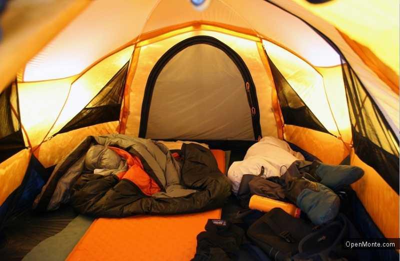 Отдых в Черногории: Кемпинг в Черногории