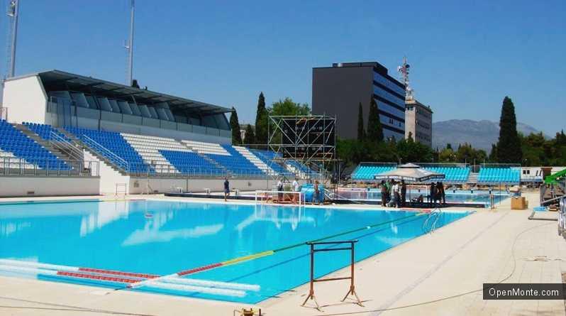 Новости Черногории: В Подгорице можно спастись от жары в бассейнах