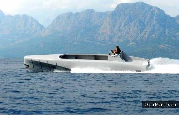 Новости Черногории: Mercedes представит в Porto Montenegro свои яхты и автомобили в рамках выставки