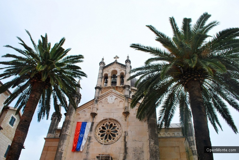 О Черногории: церковь Святого Архангела Михаила