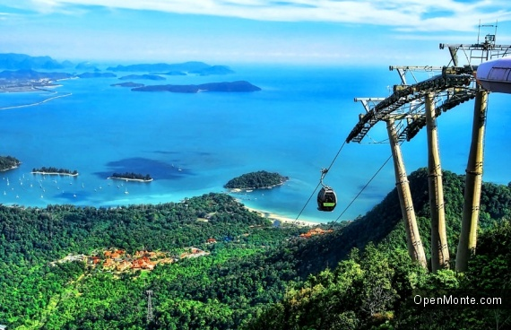 Новости Черногории: Черногория собирается построить самую длинную линию для канатного трамвая в мире