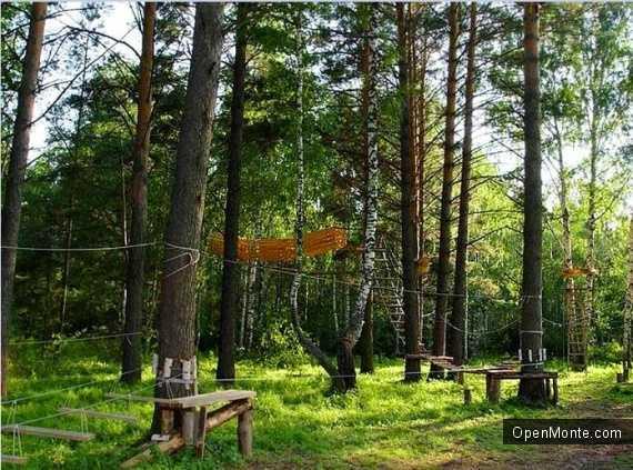 Новости Черногории: Черногория предлагает новое увлечение европейцев – парки приключений