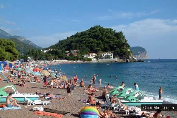 Новости Черногории: Доход до туристического сектора Черногории за первые 5 месяцев составил 55,7 млн. евро