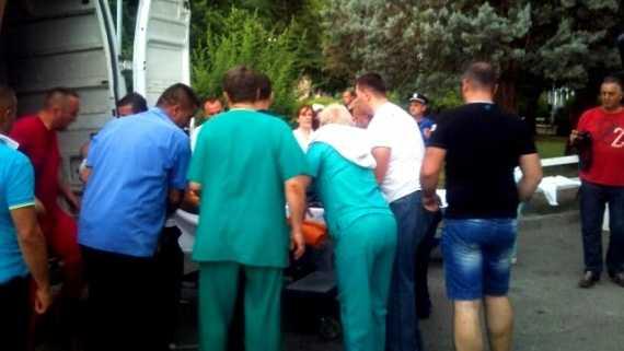 Новости Черногории: Крупнейшая автокатастрофа в Черногории: по дороге на Колашин разбился автобус с туристами