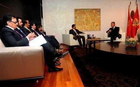 Новости Черногории: ОАЭ видят в Черногории надежного стратегического партнера