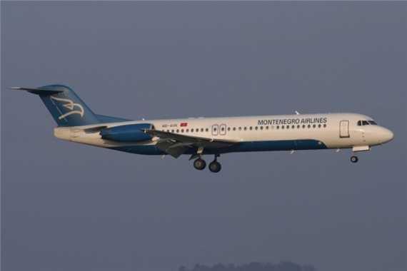 Новости Черногории: О Черногории: Montenegro Airlines: в этом году летает увереннее