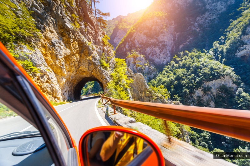 Отдых в Черногории: в Черногорию на машине