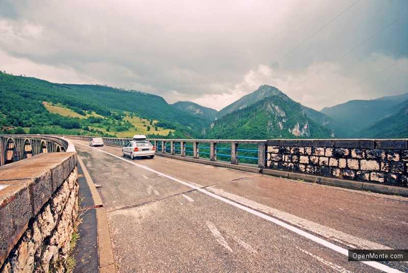 Отдых в Черногории: на машине в Черногорию