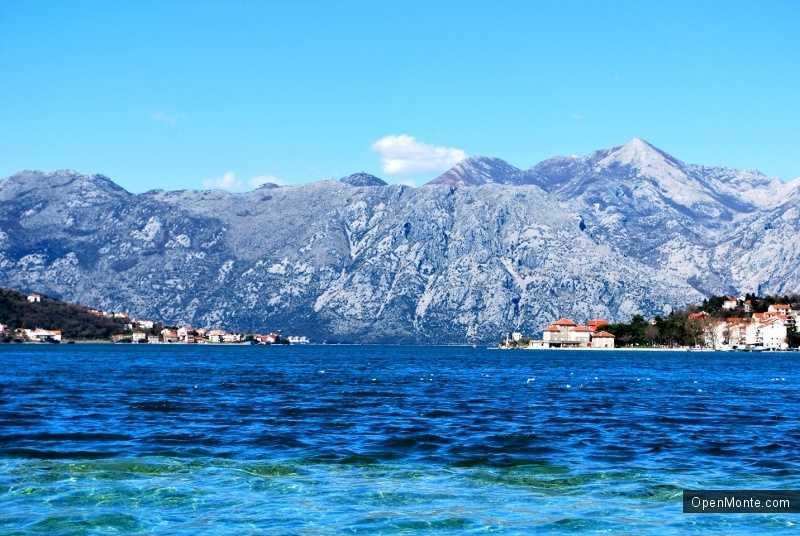 О Черногории: Адриатическое море
