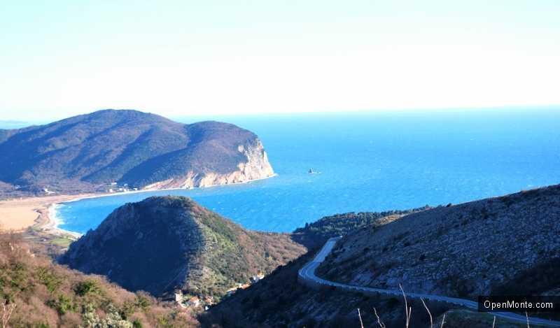 О Черногории: Какое море в Черногории?