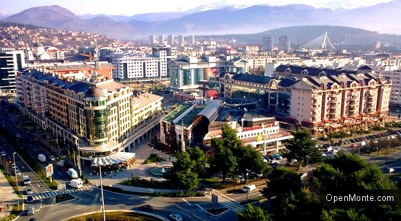 О Черногории: Банки Черногории