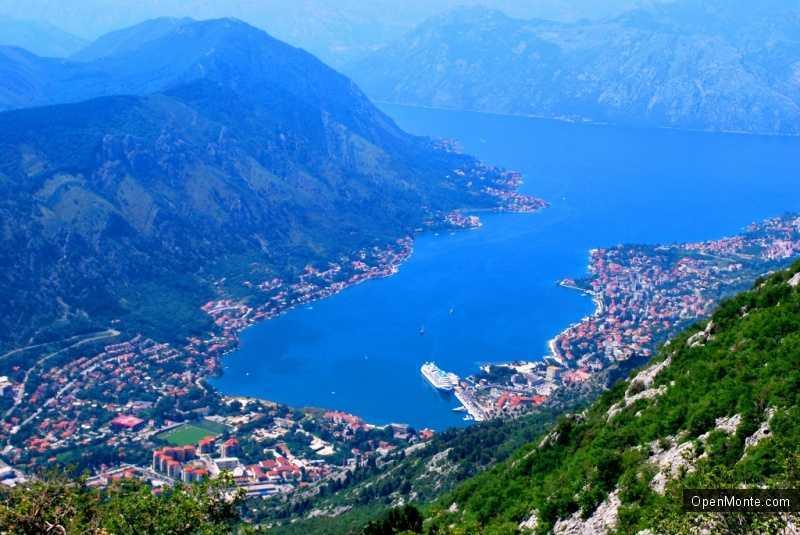 О Черногории: Страна Черногория